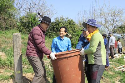 부산시설공단, 노사합동 사회공헌활동 전개! 이미지2번째