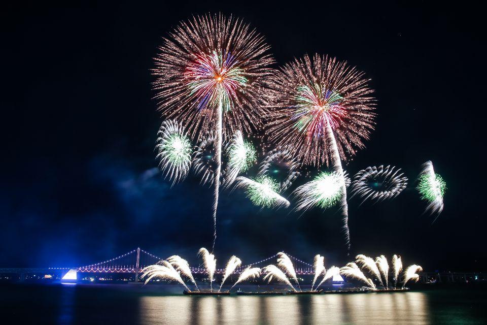 제14회 부산불꽃축제 이미지1번째
