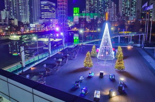 별이 빛나는 공원(부산시민공원 겨울빛축제) 이미지1번째