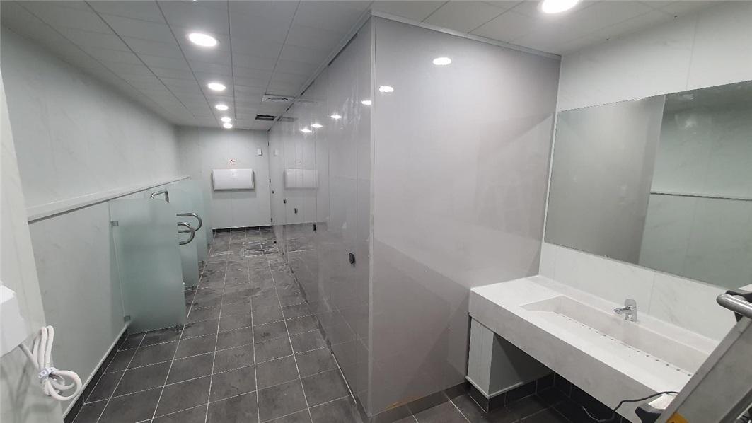 화장실 개선