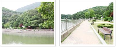 수변공원 사진
