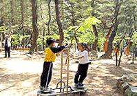 금강공원체육시설 사진
