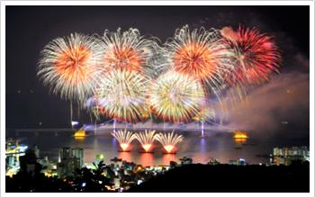 불꽃축제 행사 사진