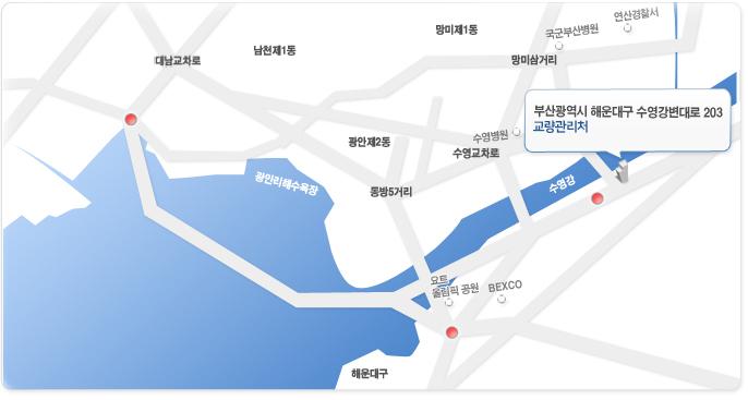 사업단 부산광역시 해운대구 수영강변대로1(재송동 706-7) 사진