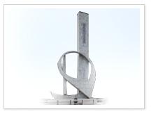 4ㆍ19민주혁명희생자위령탑 사진