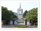 충혼탑 전경 사진