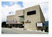 광복기념관 전경 사진