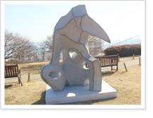 대지의 역동 - 최성환(2011년) 조각품 사진