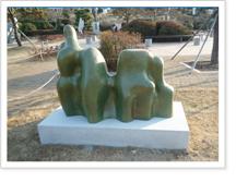 와상 - 안예효(1986년) 조각품 사진