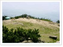 봉수대 풍경 사진