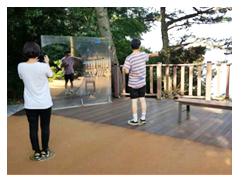 태종'休'포토존 사진2