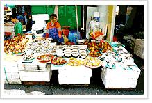자갈치 시장 가게 사진